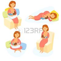 La lactancia materna o natural es la dada por el pecho de la madre