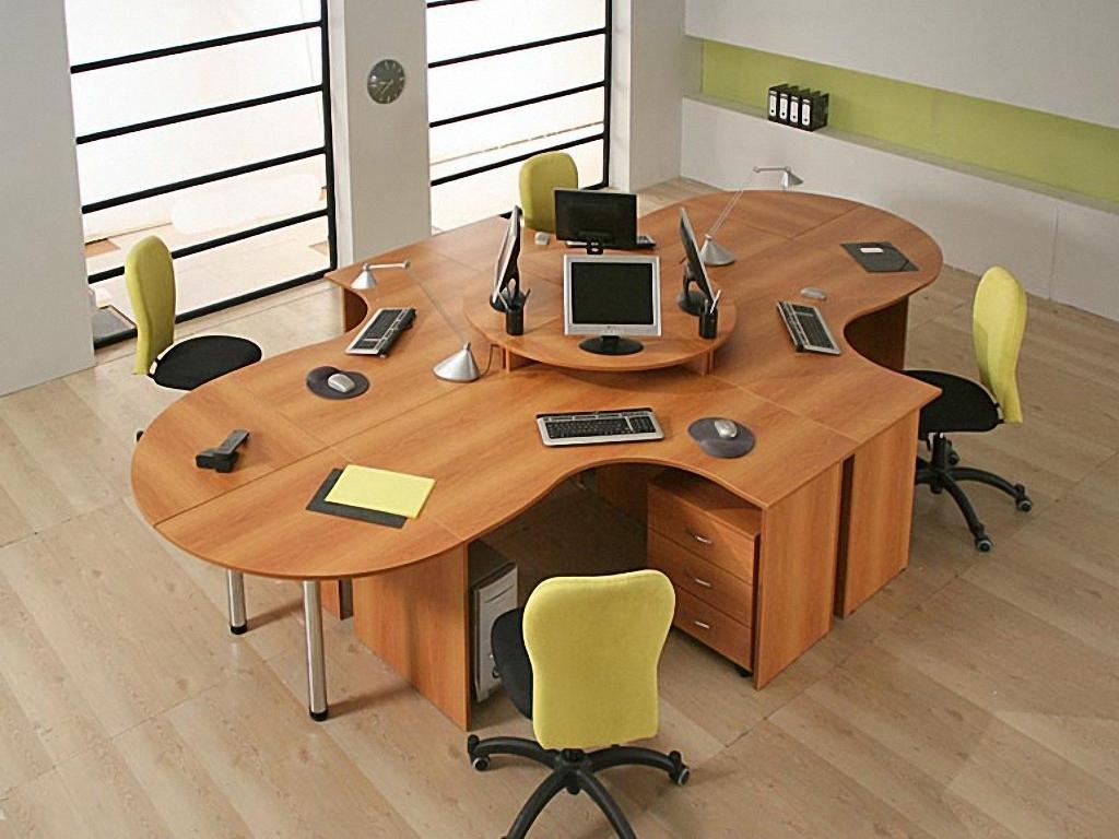 Набор столов в кабинет персонала - наборы для персонала, зак.