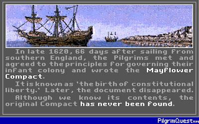 Pilgrim Quest