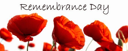Our Thoughts of Gratitude This Remembrance Day