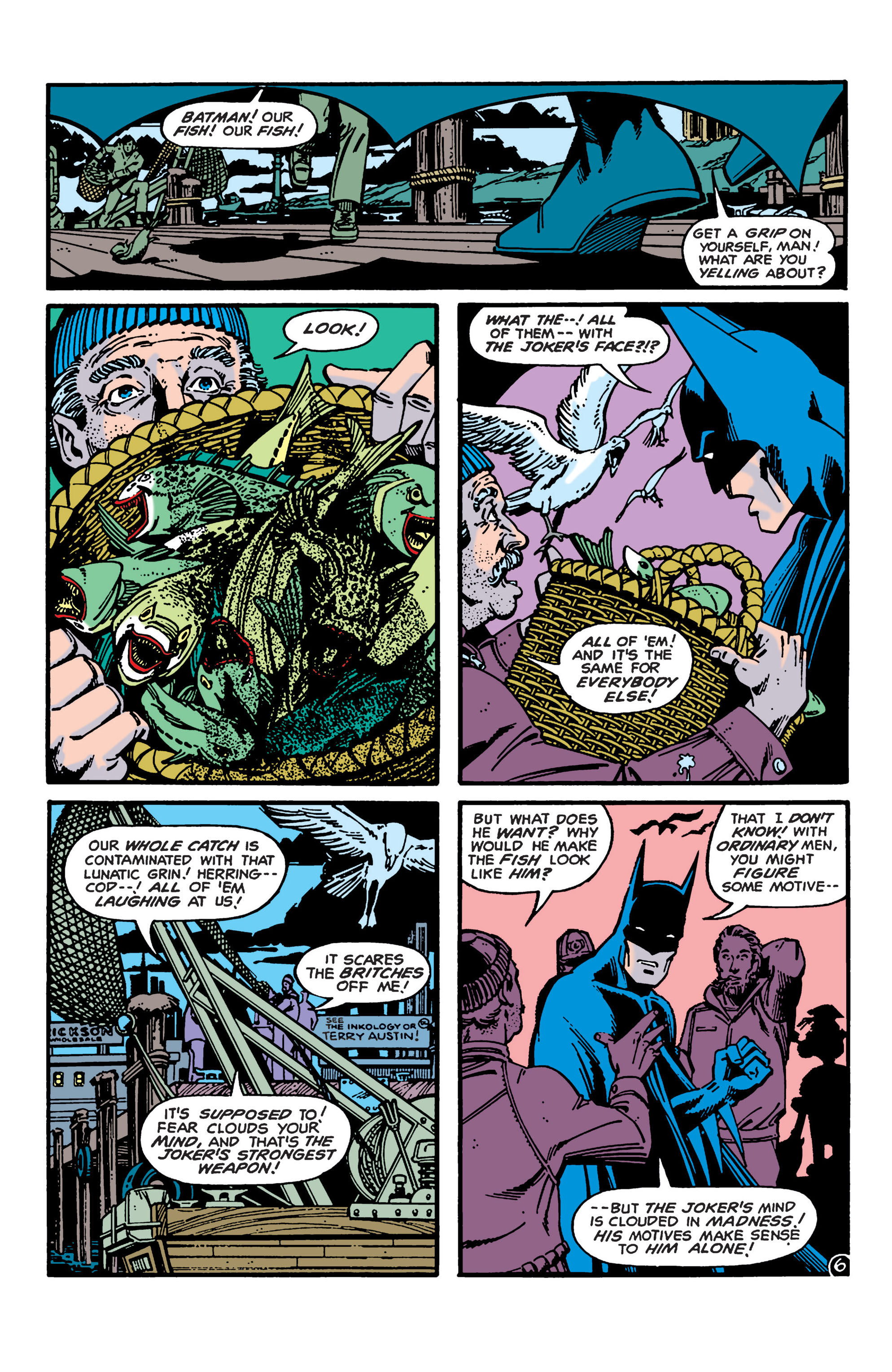 Detective Comics (1937) Issue #475 Page 7