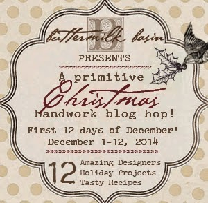 Primitive Christmas Blog Hop