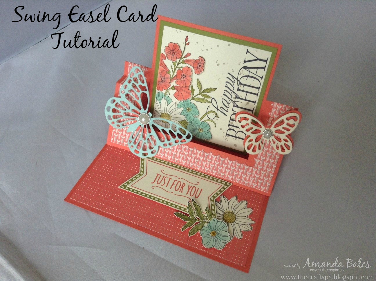 The Craft Spa - Stampin' Up! UK independent demonstrator ...