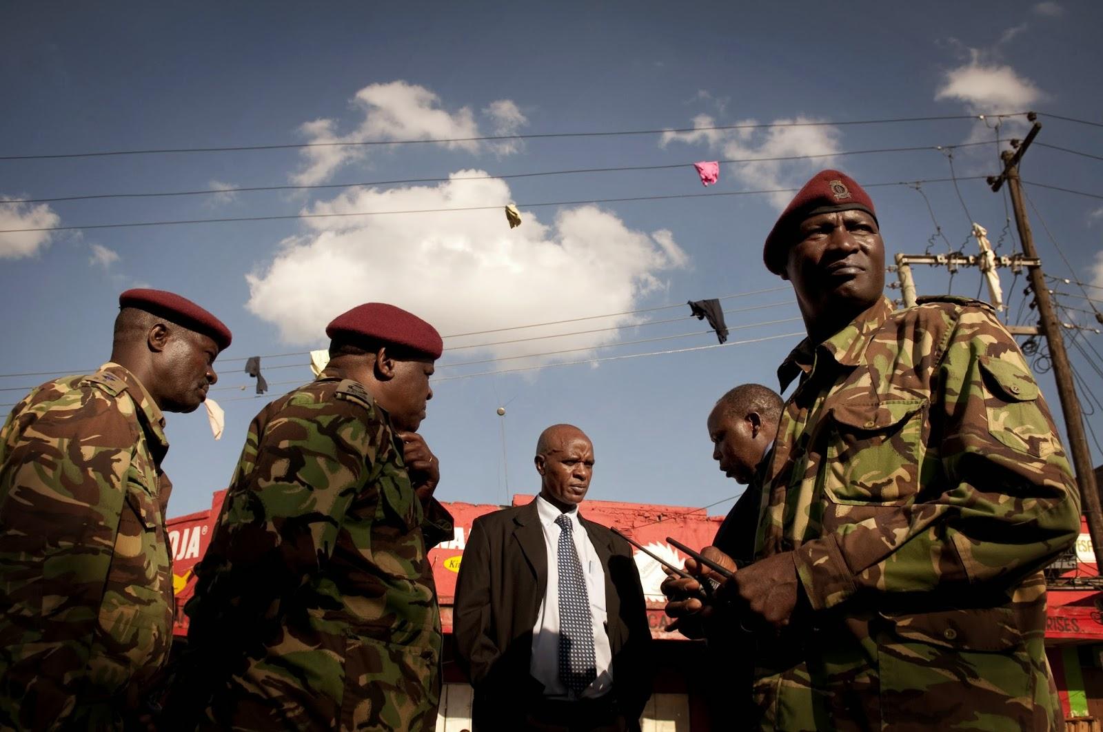 10 maut, lebih 70 cedera letupan di Nairobi