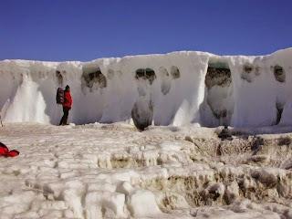 Cryoconite, Lubang Aneh di Permukaan Gletser