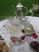 Apple Blossom Tea Party