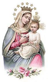 ...a Nuestra Señora del Rosario