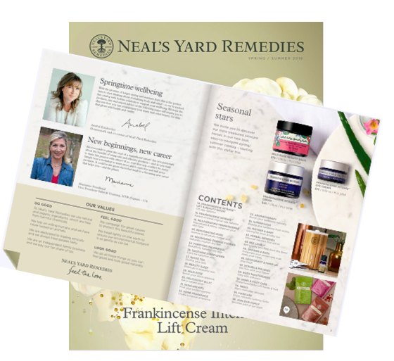 NYR Organic 2018 Catalog