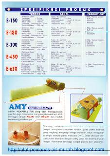 Solar Water Heater Baru, Pemanas Air Tenaga Matahari, Pemanas Air Tenaga Surya Murah Terjangkau Bergaransi, Solar Water Heater Low Price,