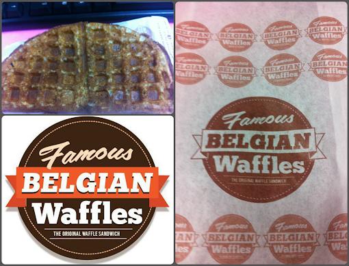 Famous Belgian Waffles - Eastwood City