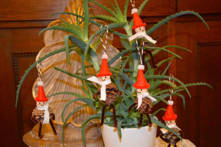 ozdoby świąteczne rękodzieło