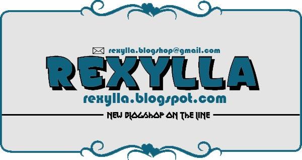 rexylla, blogshop