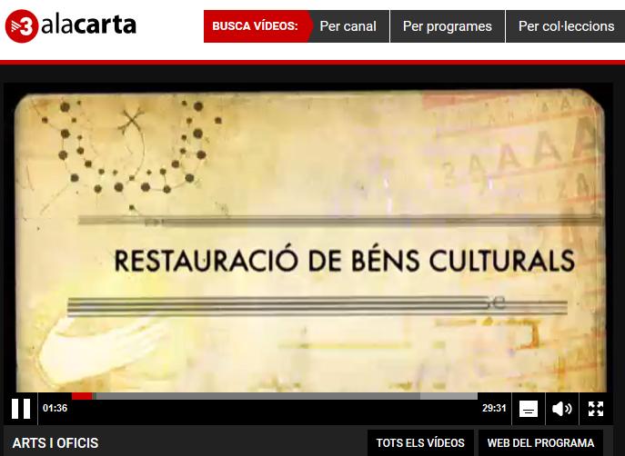 Restauració de Béns Culturals