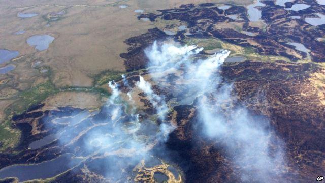 Alaska Rasakan Tanda-tanda Perubahan Iklim