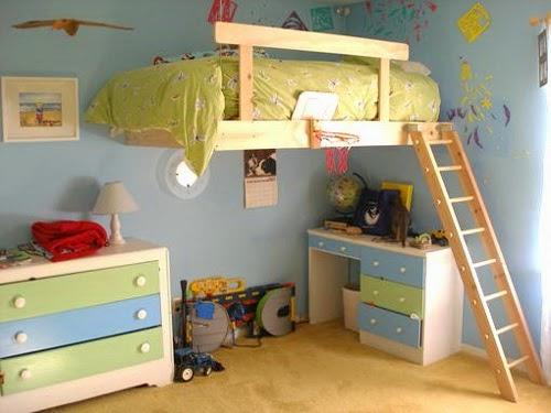 loft bed design ideas