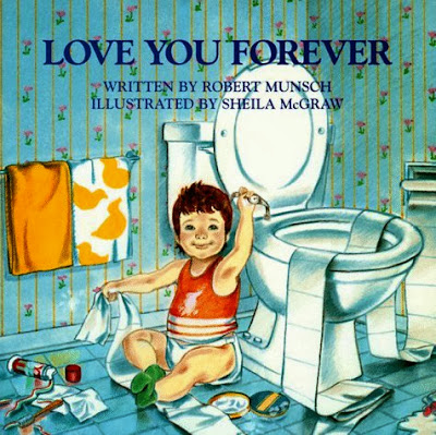 best books for kids - Love You Forever by Robert N. Munsch