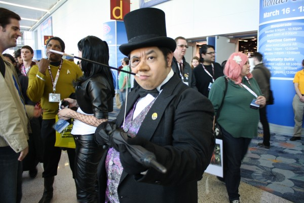 penguin cosplay