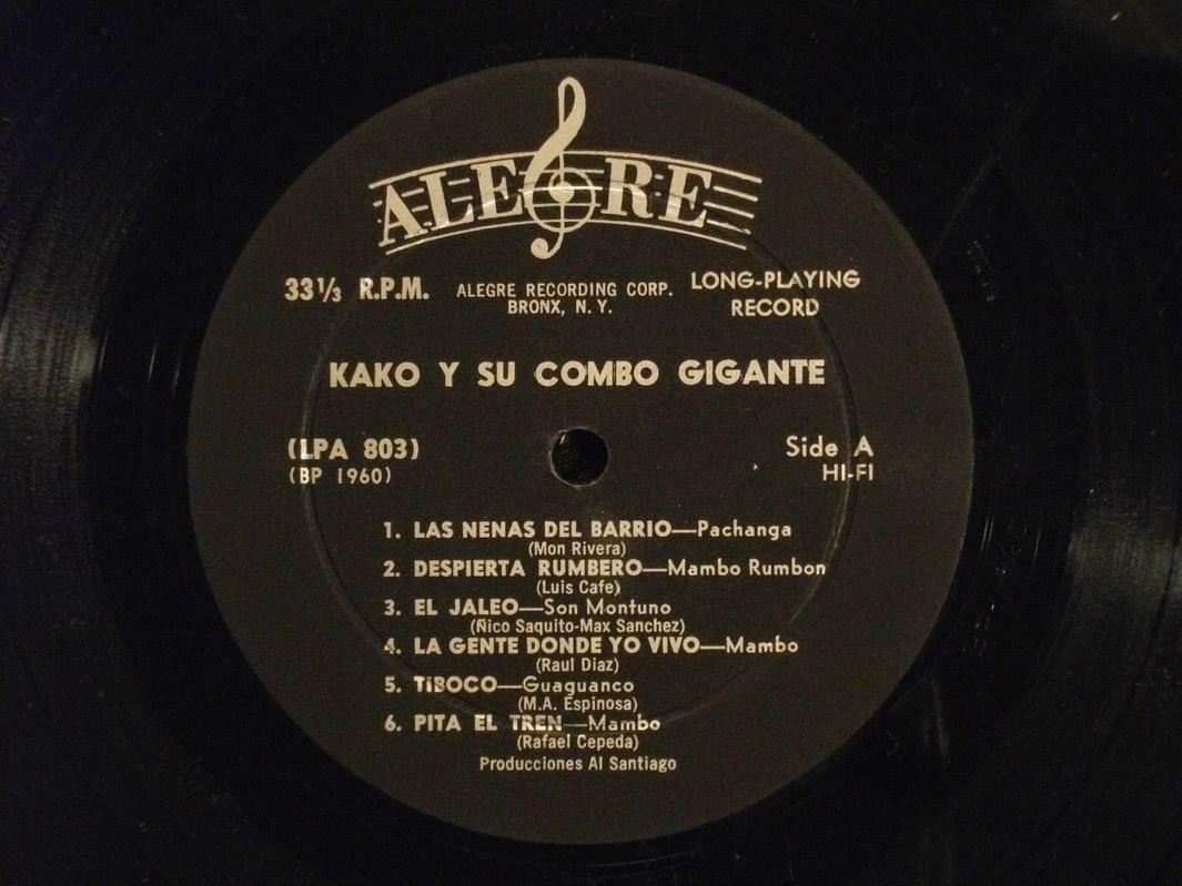 Kako Y Su Combo Gigante Kako Y Su Combo Gigante
