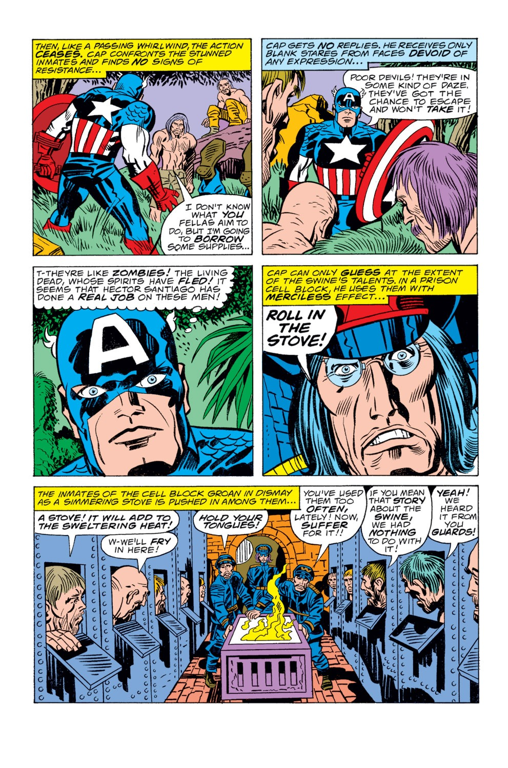Captain America (1968) Issue #207 #121 - English 15