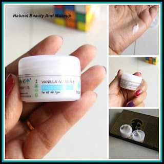 TNC Vanilla Vitamin E Face Cream