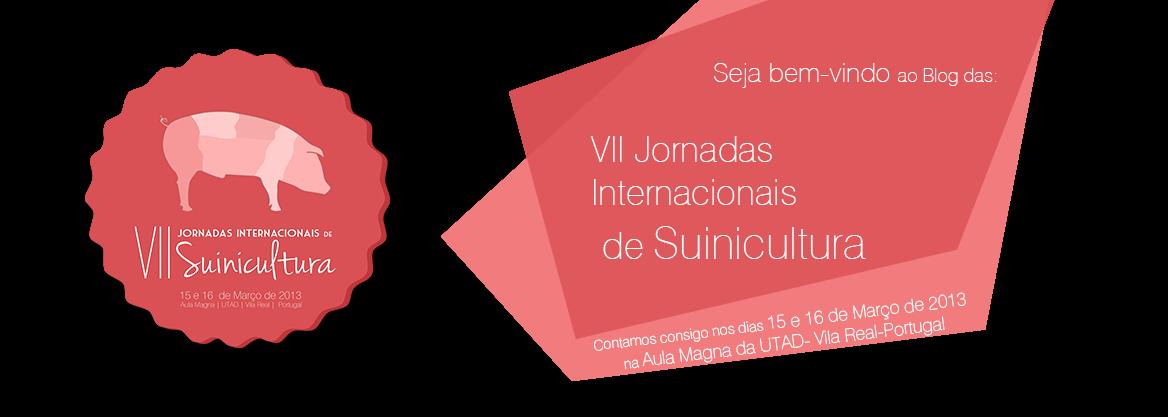 Jornadas Internacionais de Suinicultura IAAS-UTAD