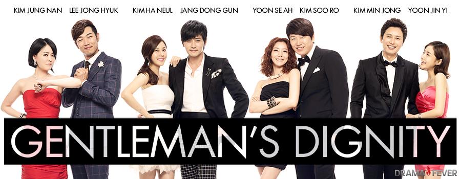 Ringkasan K-Drama gentleman's dignity (sangat mengesankan)