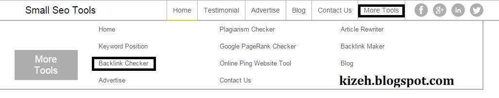 Cara 100% ampuh cek backlink blog kita