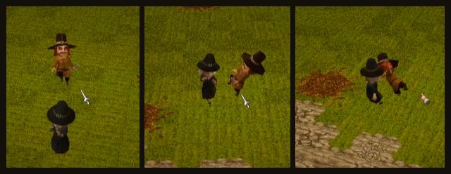 Salem: Путь к сердцу левелапа