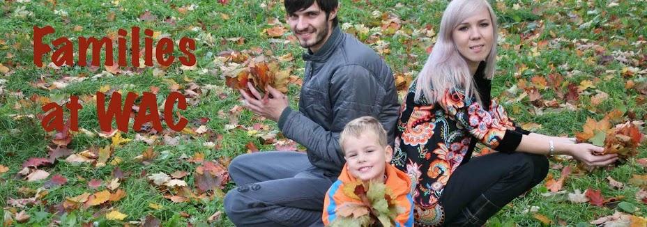 Families at WAC