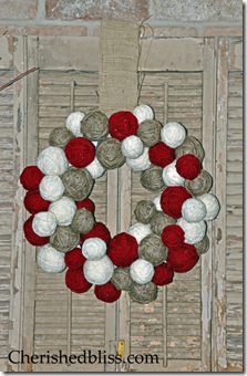 5 frugal christmas decorating ideas -