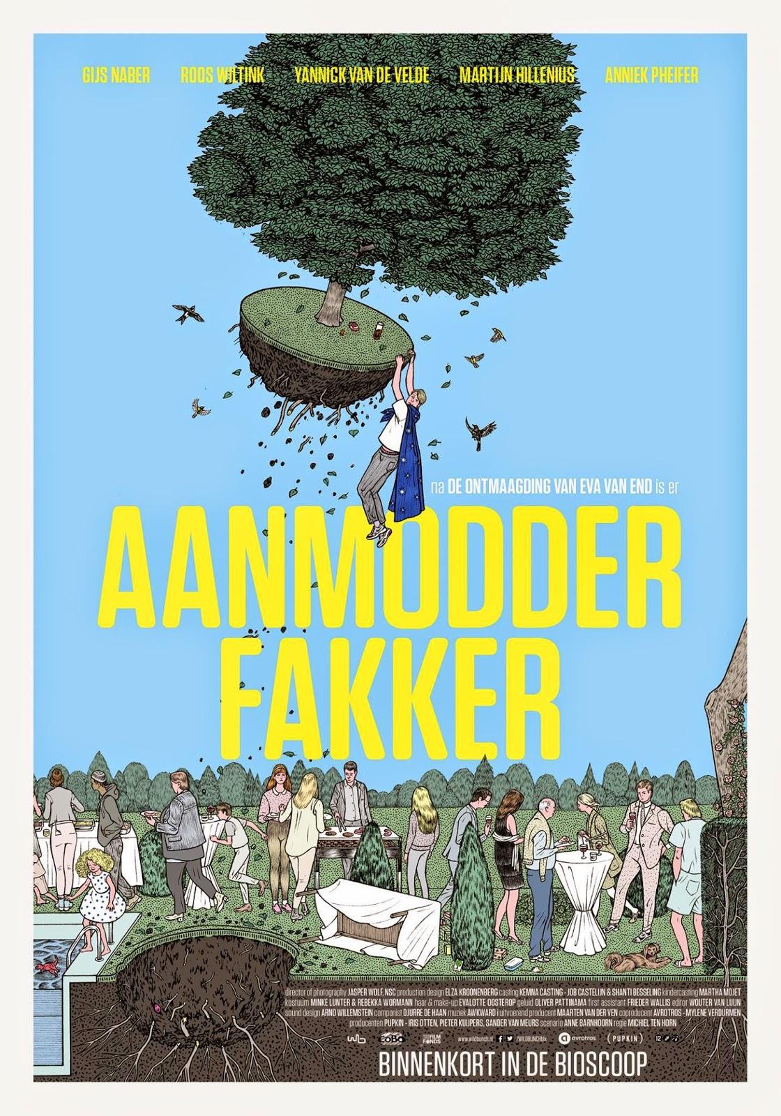 Aanmodderfakker (How To Avoid Everything) (2014)