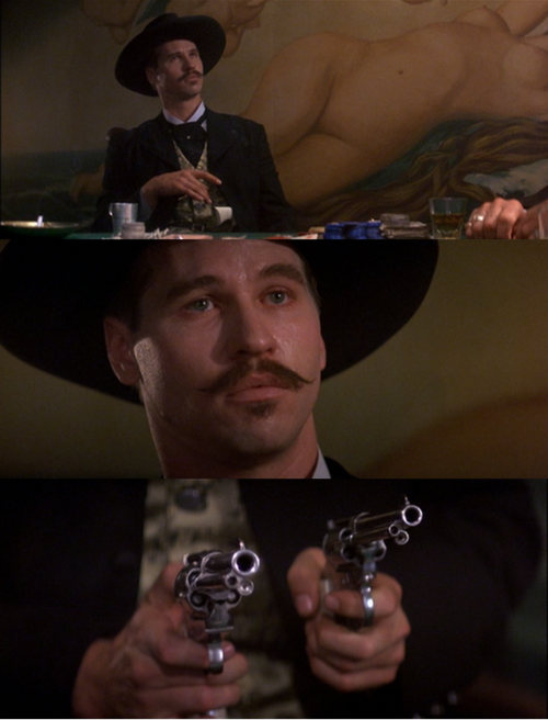 Doc Holliday Val Kilmer Wallpaper For whats it worth - a
