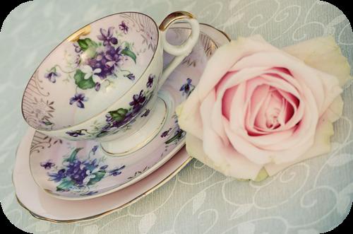 Fantasia de una princesa tazas de te vintage for Tazas de te inglesas
