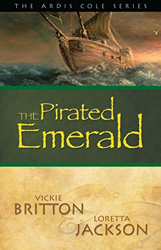 NEW RELEASE THE PIRATED EMERALD: AN ARDIS COLE MYSTERY