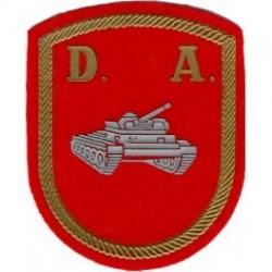 Escudo de la División Acorazada
