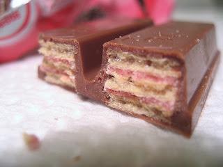 Framboise Kit Kat from Japan