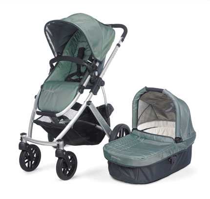 UPPABaby Vista as Baby Stroller Review