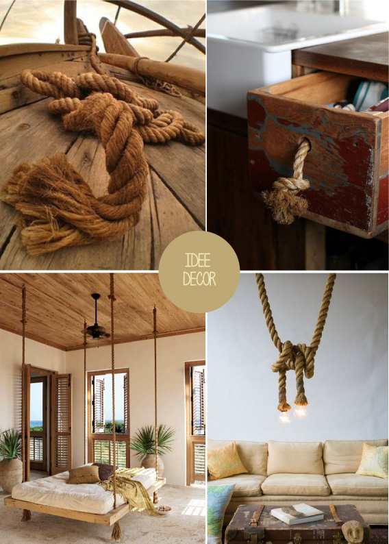 Gioco di corde blog di arredamento e interni dettagli for Gioco arredare casa virtuale