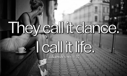 Best All In One Quotes Dance Enables You To Find Yourself And Lose