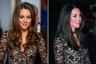 Duchess Kate recycles dress