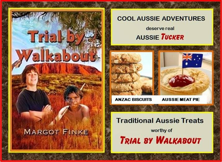 READ AUSSIE BOOKS - EAT AUSSIE TREATS