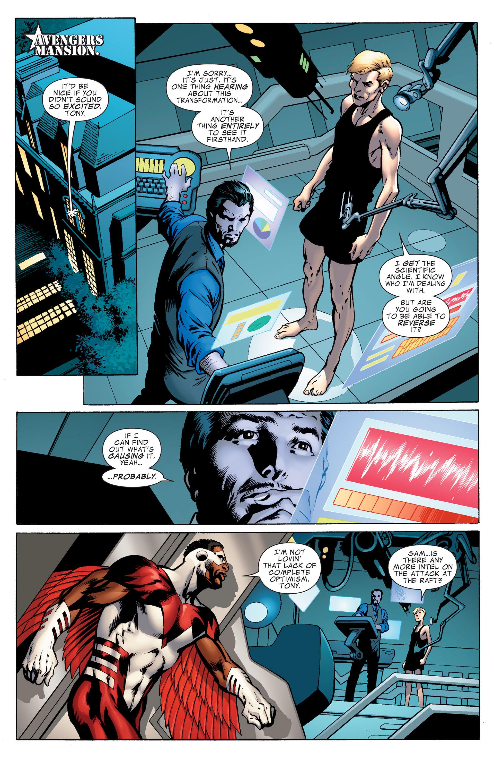 Captain America (2011) Issue #9 #9 - English 3