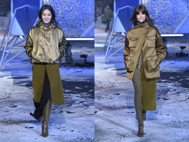 H&M Studio Autumn Winter 2015 show Paris