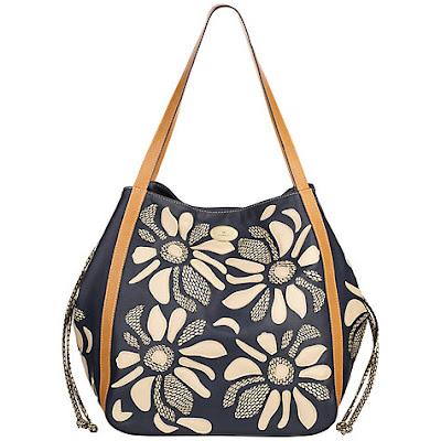 Floral inspired bag