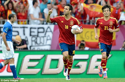 hasil portugal vs spanyol