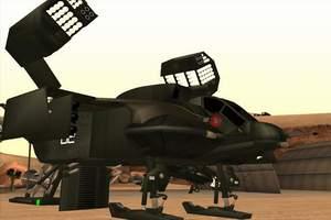GTA Vice City Alien vs Predator-Screenshot-3