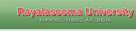 Rayalaseema University Results 2016