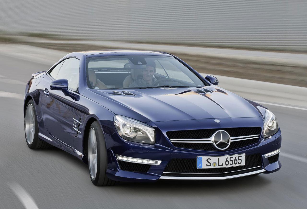 Mercedes benz 2013 mercedes benz sl65 amg for 2013 mercedes benz