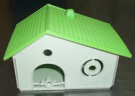 Casas para Hamsters