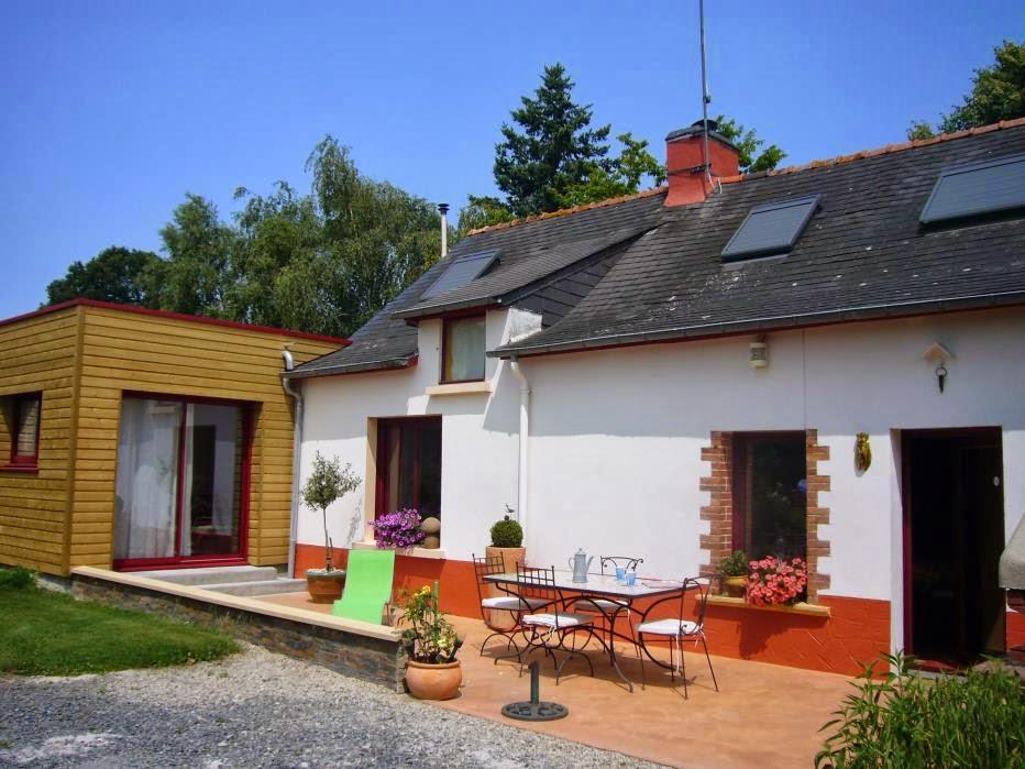 Gites La Justais à Rougé avec piscine, en Loire Atlantique